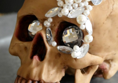Treasure Skull DIY