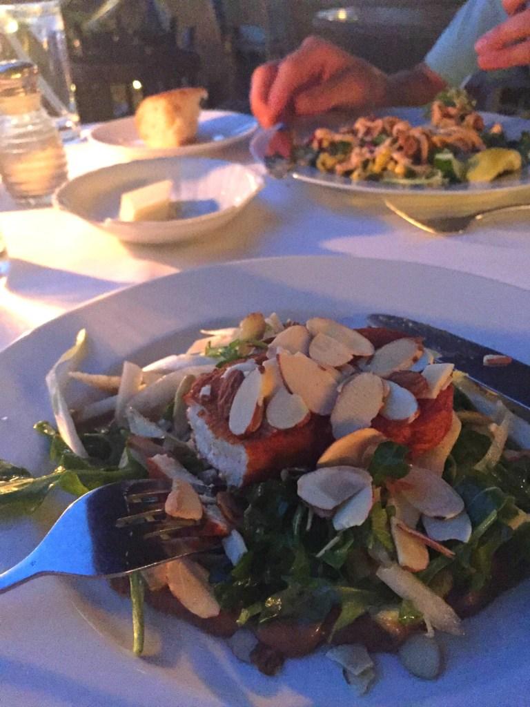 Louies Dinner - ADOS