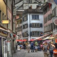 Swiss Streets