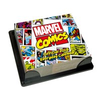 Marvel Comics 2018 Block Front 3D