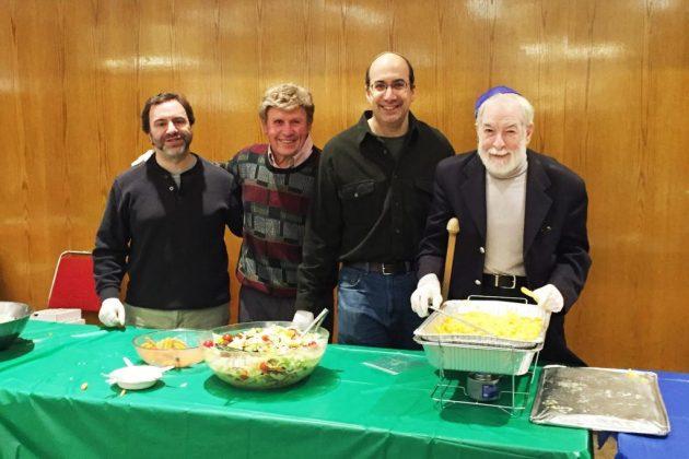 Adat Shalom Synagogue Mens Club