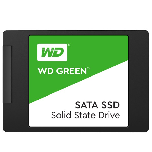 WD Green 2.5Inch 240GB SATA3 SSD 540MB/s Read 2.5inch/7mm 2