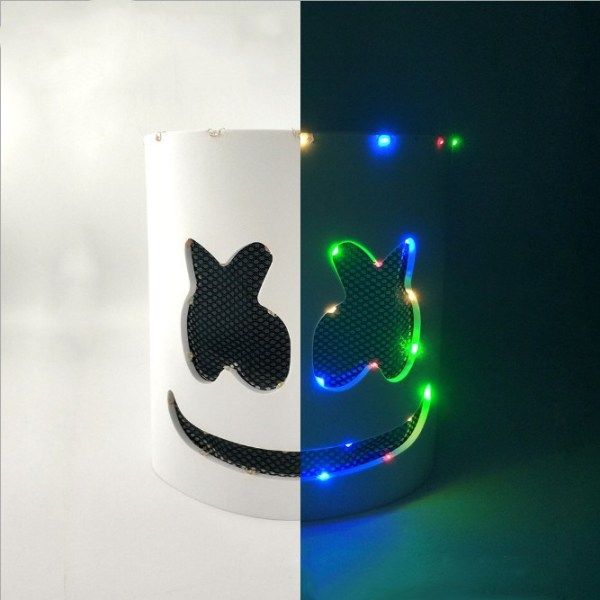 Unique Luminous Mask for Bar Party Wear 2