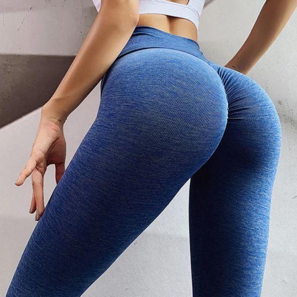 High Waist Elastic Fitness Gym Yoga Leggings 2