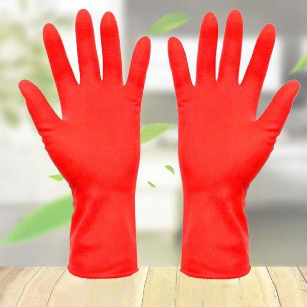 Latex Waterproof Household Gloves 2