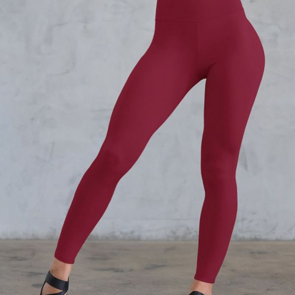 Women Sexy Hollow Out Slim Pants 2