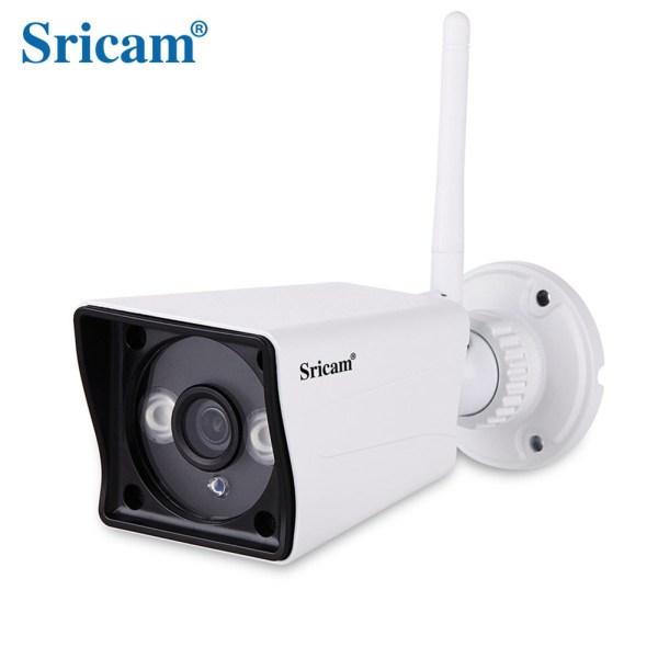 AU Sricam SP023 Home Security IP Camera Wireless Smart WIFI Camera Audio Record Baby Monitor 2