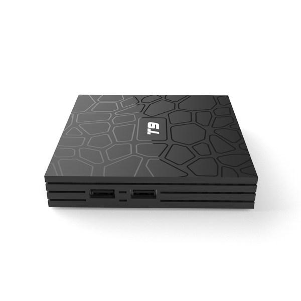 T9 4GB 64GB RK3328 Quad Core Smart Android 8.1 TV BOX EU Plug 2
