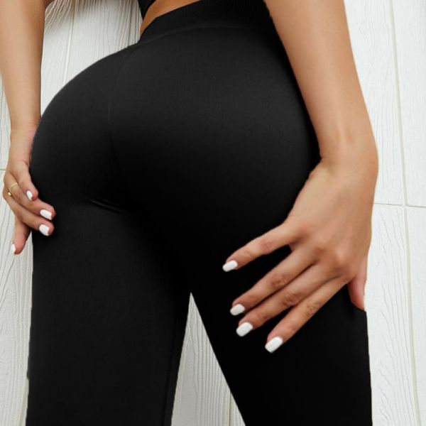 High Waist Seamless Sports Yoga Legging 2