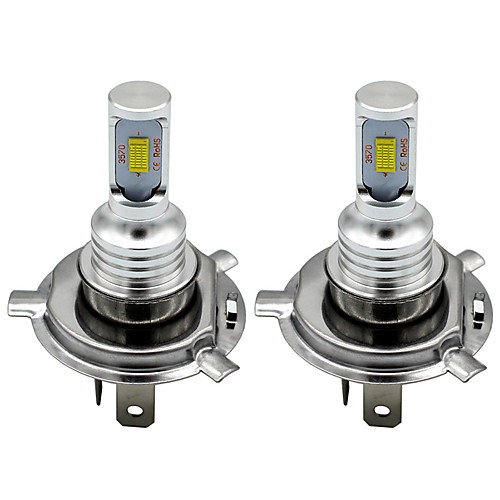 2pcs H7 H8 H11 9005 9006 HB4 H1 H3 3570 Chip Canbus External Led Bulb Car Led Fog Driving Lights Lamp Light Source 12-24V 2