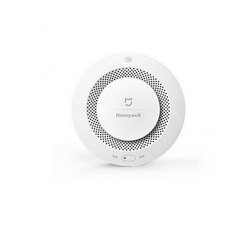 Xiaomi Mijia Honeywell Alarm Security Sensor Fire Smoke & Gas Detectors Multifunction 2 Smart Home Security with Battery APP Control Wifi Supported iOS / Android for Kitchen / Bathroom Wall Mounted 2