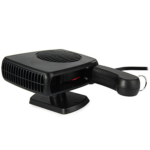 12V 150W Car Heater Heating Fan 2 in 1 Dryer Windshield Demister Defroster for Vehicle Temperature Control Device 2