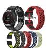 Watch Band Wrist Strap for Garmin Fenix 5 / Approach S60 / Forerunner 935 / 945 / Quatix 5 / Quatix 5 Sapphire / Fenix 6 / Fenix 5 Plus Watch Quick Release Silicone Easyfit Bracelet Wristband 3