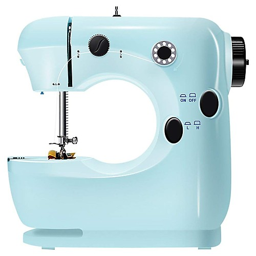 Electric Multi-functional Sewing Machine 2 Speed Adjustment Foot Pedal Sewing Machine For Beginner 2