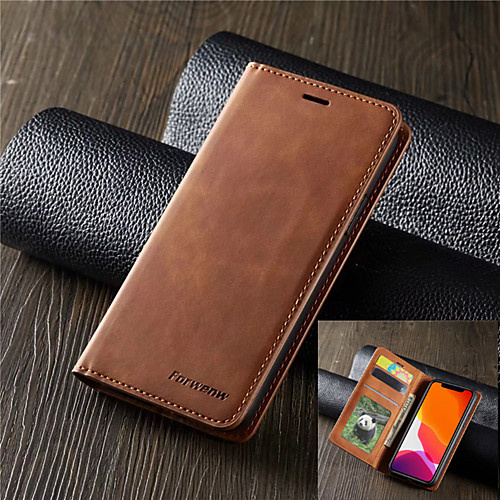 Luxury Leather Magnetic Flip Case for Samsung Galaxy S10 S10E S10 Plus S10 5G Wallet Card Holder Book Cover S9 S9 Plus S8 S8 Plus S7 S7 Edge 2