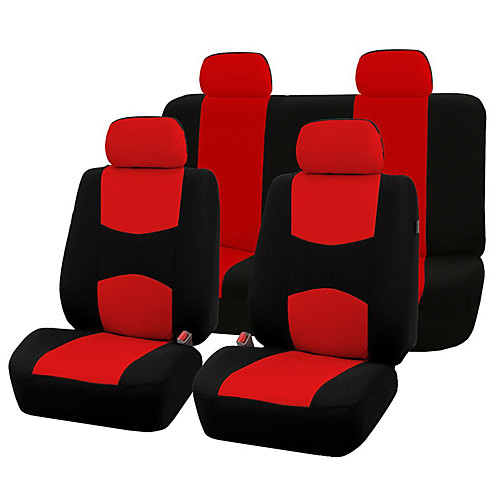 AUTOYOUTH Automobiles Seat Covers Full Set Car Seat Covers Universal Fit Car Seat Protectors Auto Universal Car Seat Cover Fit Most Cars Car Styling Car Seat Protector 2