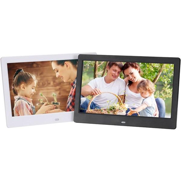 10.1 Inch Widescreen Digital Photo Frame UK Plug 2