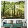 Architecture Wall Decor Polyester Vintage Wall Art, Wall Tapestries Decoration 3
