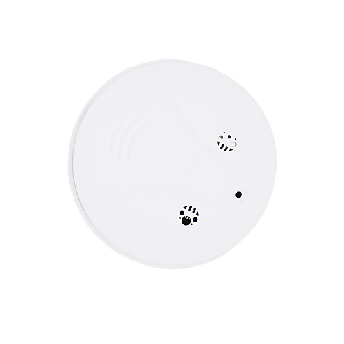 HQCAM Wireless Camera Smoke Detector Camcorder Camera Security DVR Video Recorder P2P for IPhone Ipad Android 2
