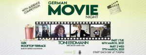 German Movie Night_Toni Erdmann PART 1 & PART 2
