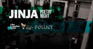 Jinja Poetry Night
