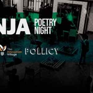 Jinja Poetry Night