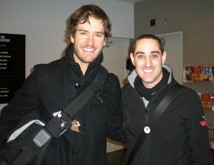 Mark-Paul Gosselaar & Adam
