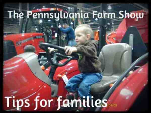 pa farm show tips for families