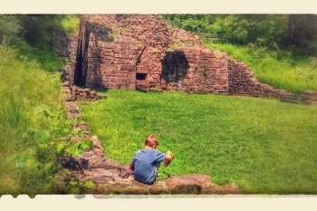 {special needs travel review} Hopewell Furnace National Historic Site