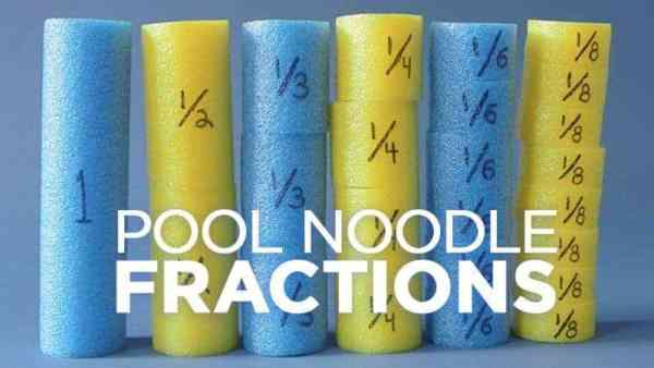 pool noodles creative fun educational