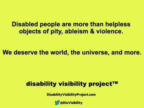 ableism ableist