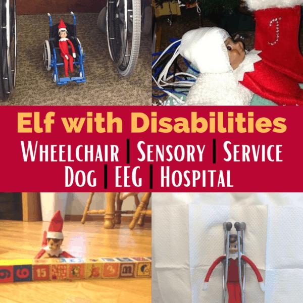 25 elf on the shelf ideas disability