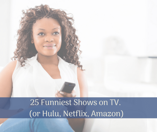 funniest tv shows hulu netflix