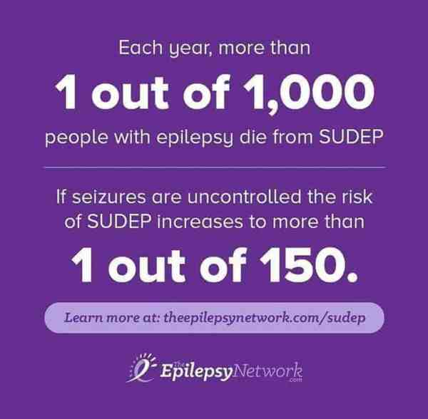 what is sudep