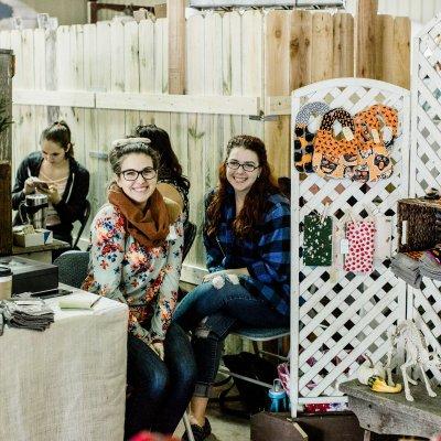 Meet the maker…Rusty Truck Stitchery