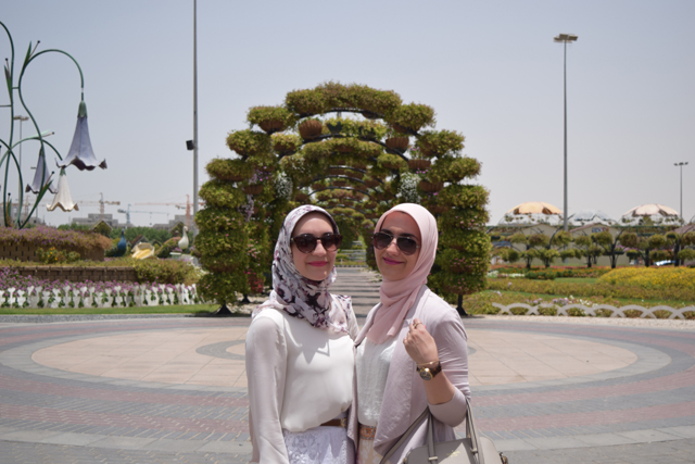 Fashion Blog Modesty Travel Dubai