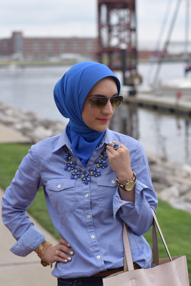 Fashion Blog Modesty Hijab