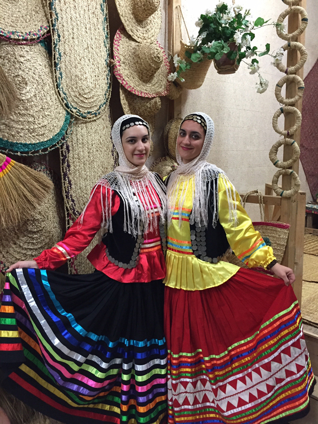 Fashion Travel Blog Modesty Masuleh Iran