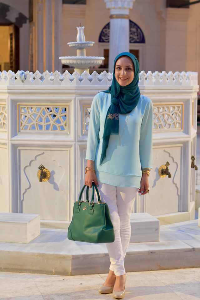 A Day In The Lalz; Fashion; Modesty; Fashion Blog; Hijab; Turkish Mosque; Diyanet Center of America; Lanham; Maryland; The Limited