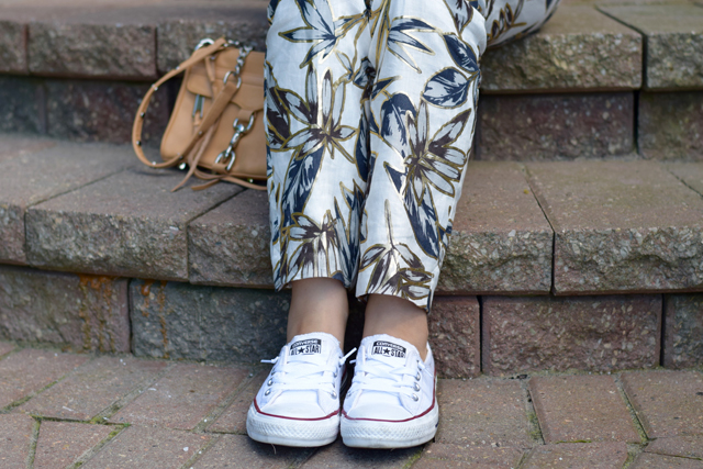 A Day In The Lalz; Printed Pants; J. Crew; Summer Style; Modesty; Fashion; Hijab