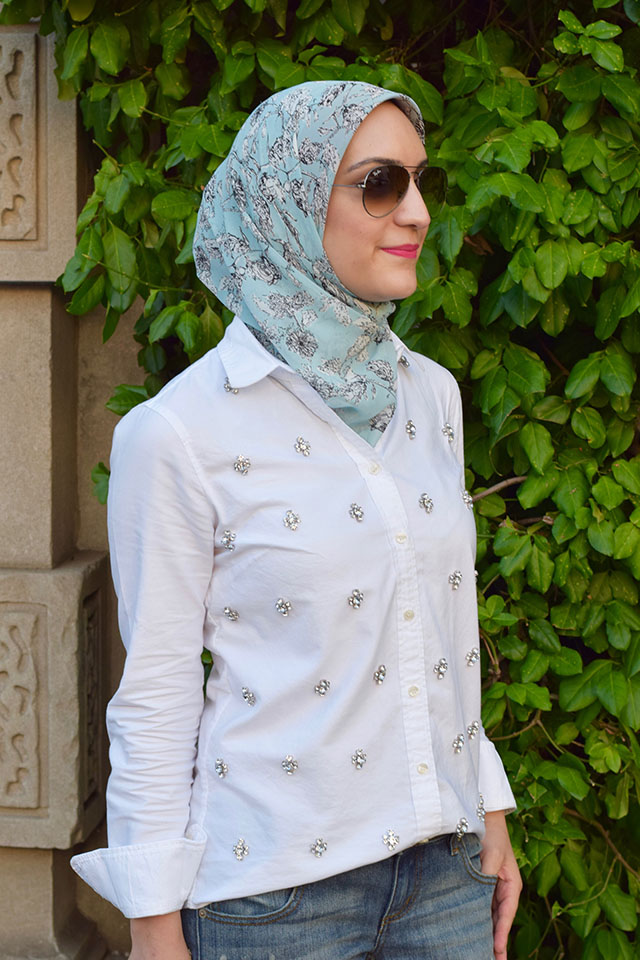 Summer Style in NYC-Boyfriend Jeans-Hijabi Blogger-Muslim Blogger-Streetstyle-Fashion Blogger-Summer in the City