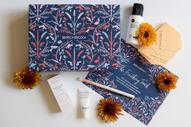 November 2016 Birchbox - Beauty Blog - Subscription Box