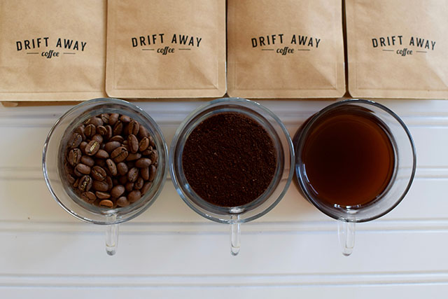 Holiday Gift Guide - Subscription Box - Drift Away Coffee