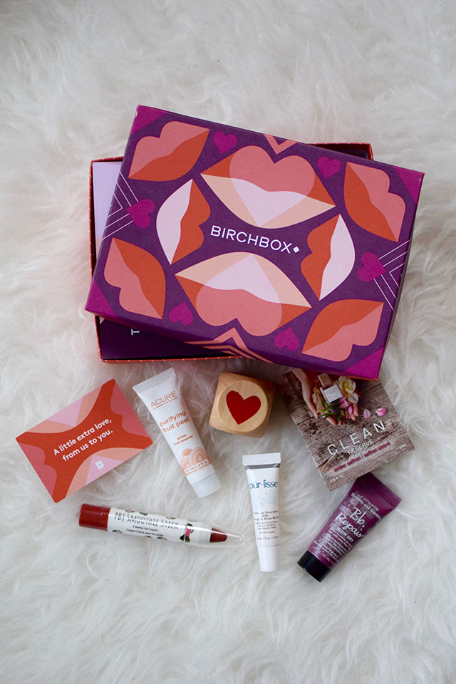 Birchbox-February Birchbox-Beauty and Skincare-Subscription Box