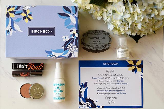 March 2017 Birchbox - Beauty Blog _ Birchbox Review - Birchbox Reveal - Fashion Blogger