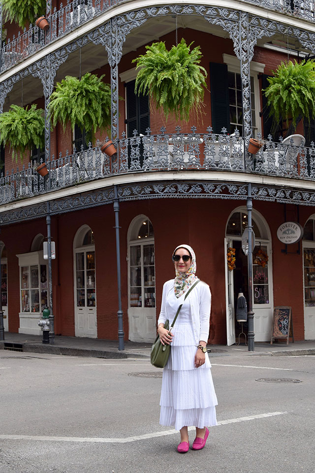 New Orleans-Travel-Outfits for New Orleans-Summer