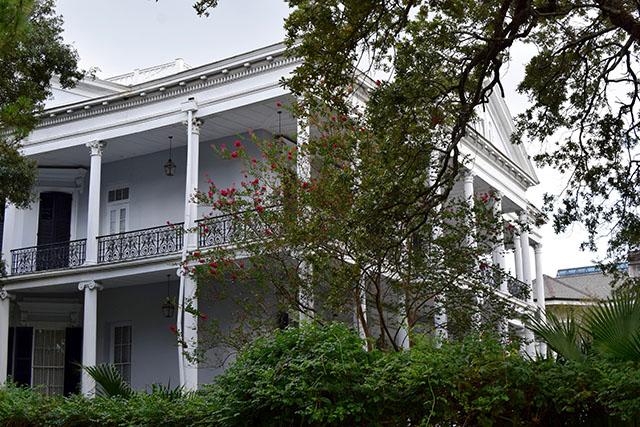 New Orleans Travel Diary-Garden District-Walking Tour of Garden District-NOLA