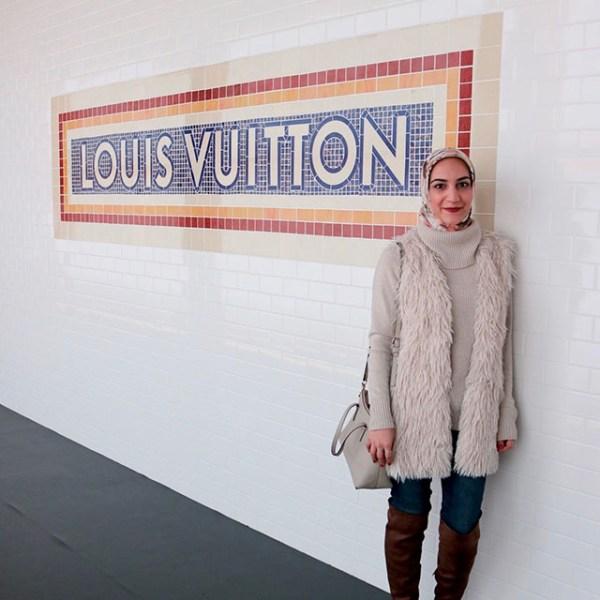 VOLEZ, VOGUEZ, VOYAGEZ   Louis Vuitton Exhibition NYC