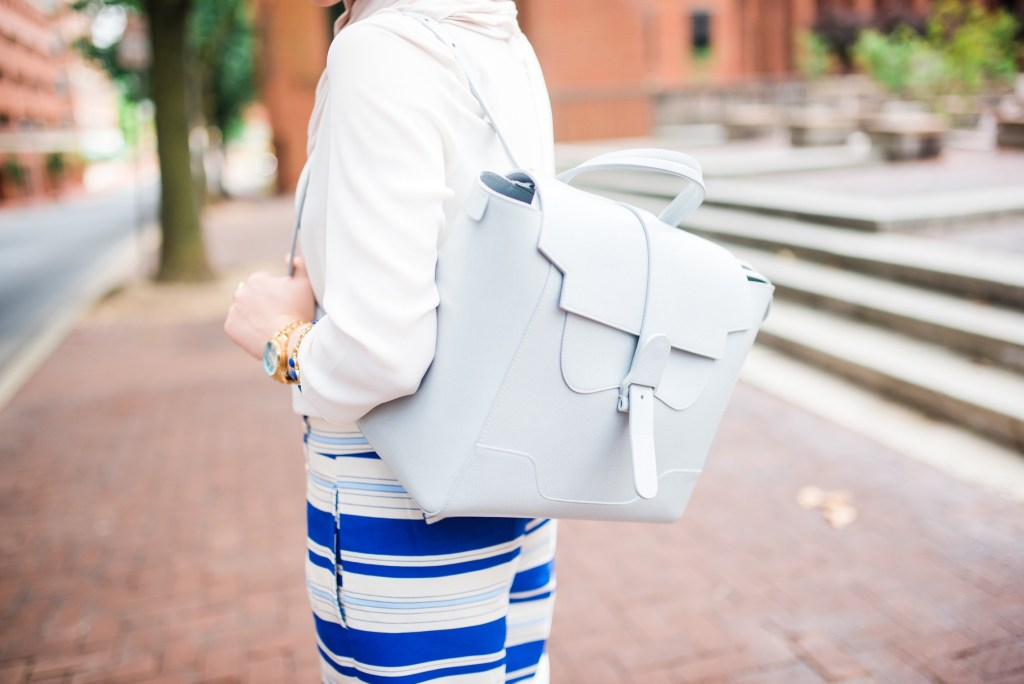 Three Ways to Jumpstart Your Worrday-Senreve Maestra Bag