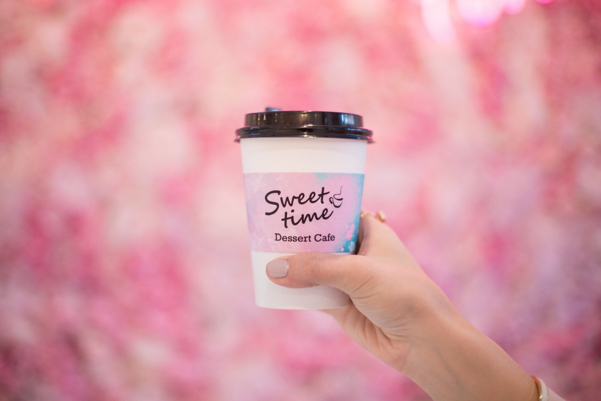 Sweet Time Dessert, NYC, Pink Bakery, A Day In The Lalz